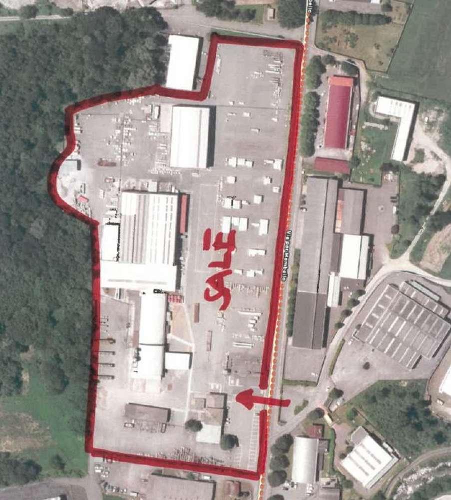 Magazzini industriali e logistici Mombello, 20812 - Cittiglio - 10330593