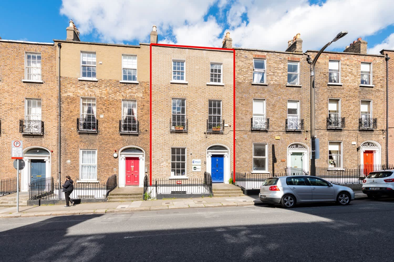 Investments Dublin 1, D01 V045 - 15 Belvedere Place - 10340400
