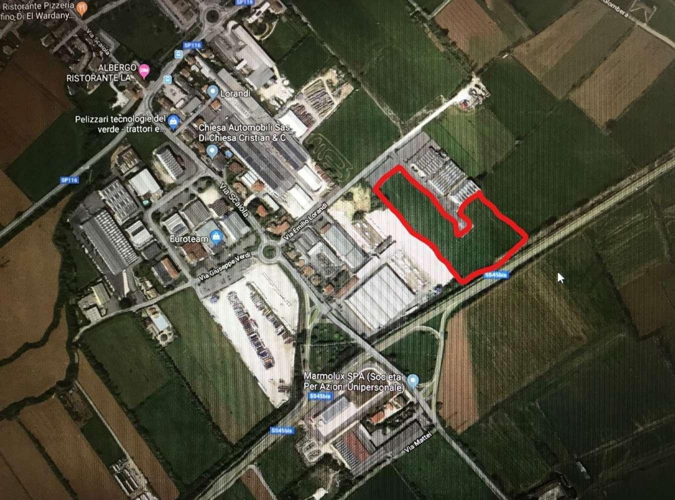 Magazzini industriali e logistici Nuvolera, 25080 - Area Nuvolera - 10386443