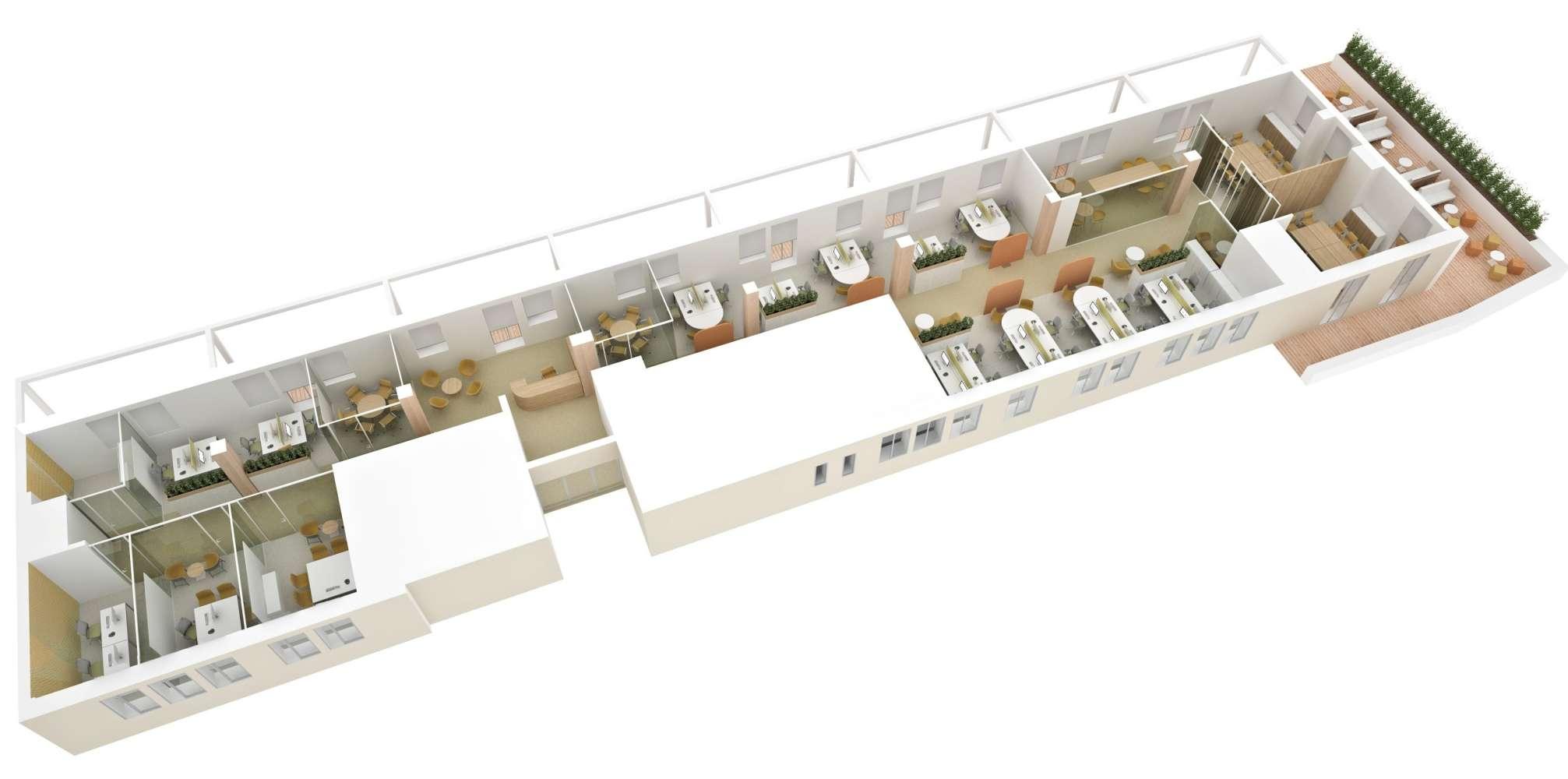 Ufficio Milano, 20121 - San Paolo 7 - 6° piano - 10424760
