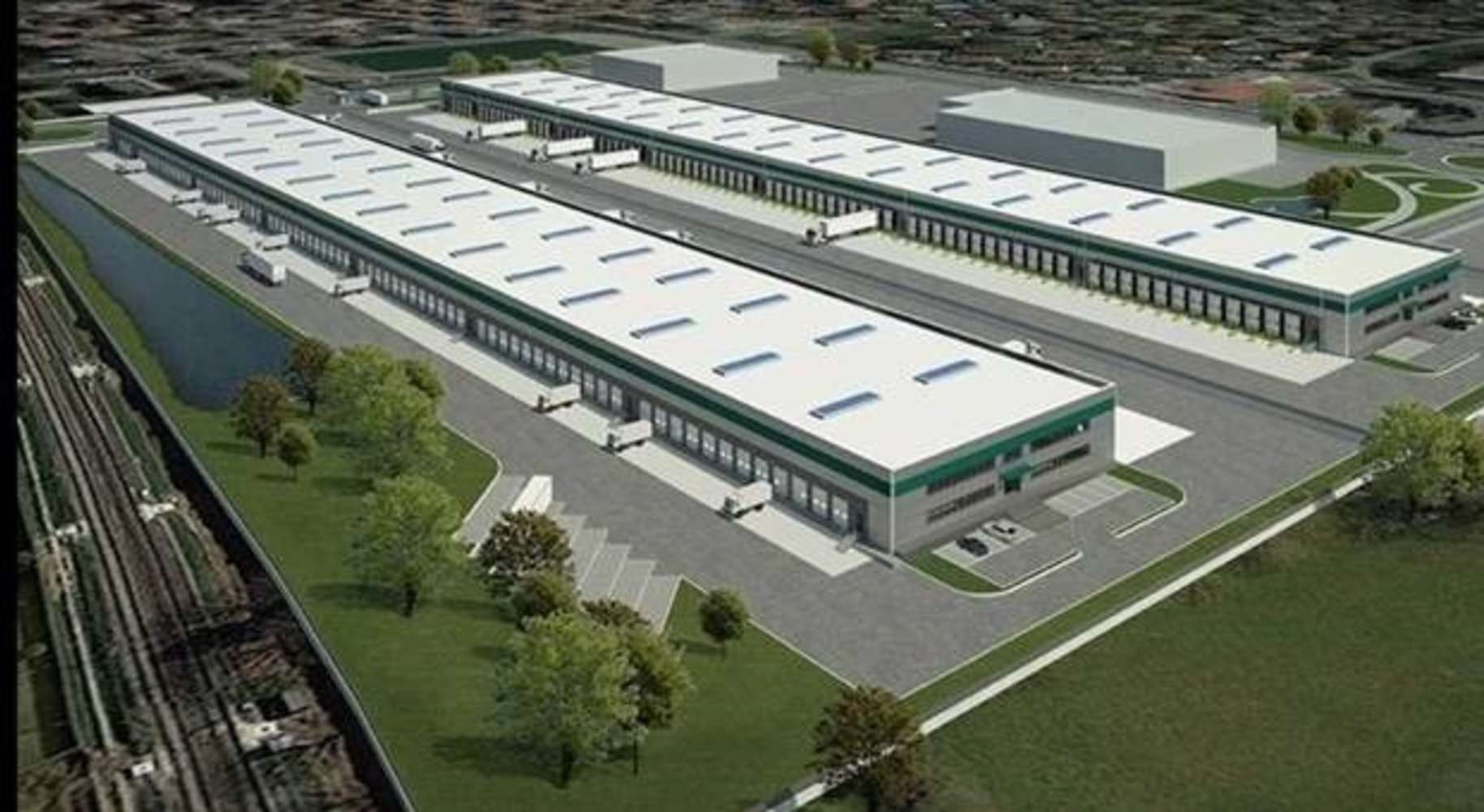 Magazzini industriali e logistici Cassina de pecchi, 20060 - Area logistica Cassina de Pecchi - 10516152