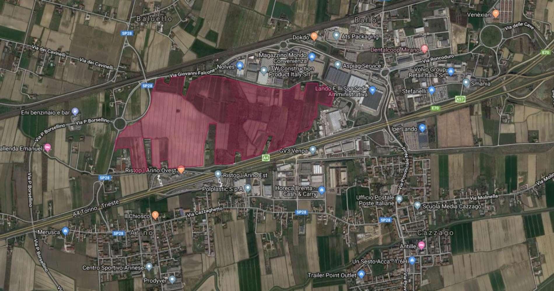 Magazzini industriali e logistici Dolo, 30031 - Dolo - 10516850