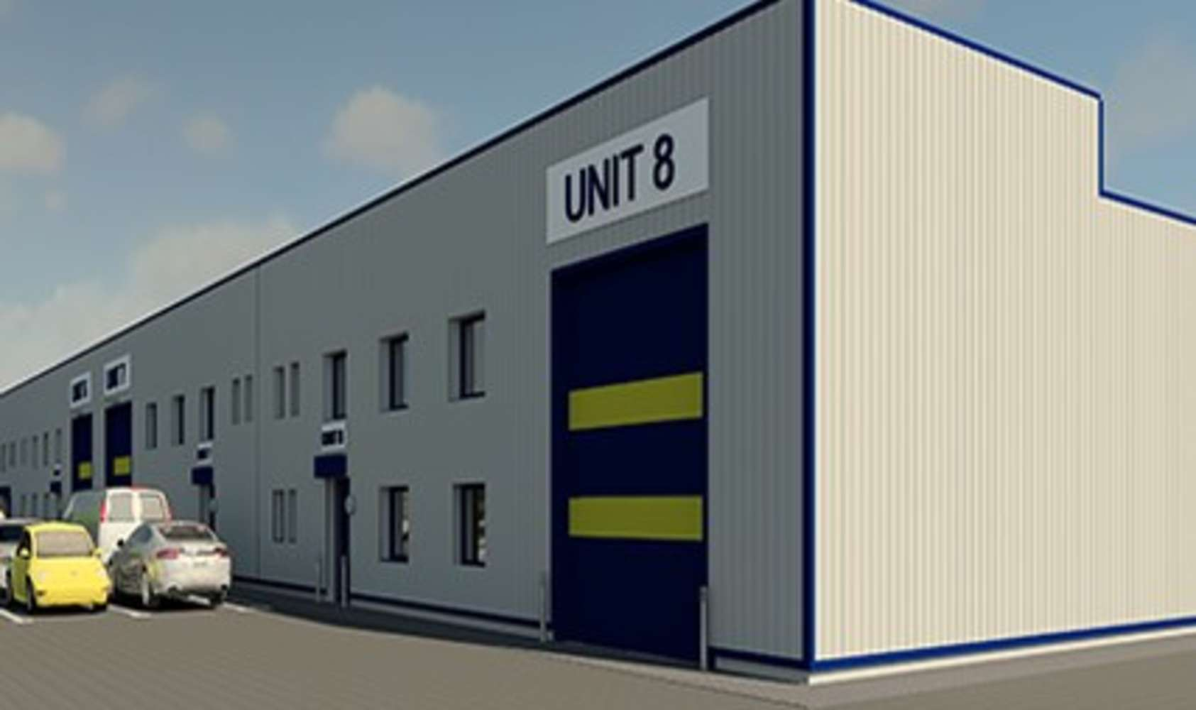 Industrial Dublin 10, D10 W447 - Unit 7 Westlink Industrial Estate - 10583809