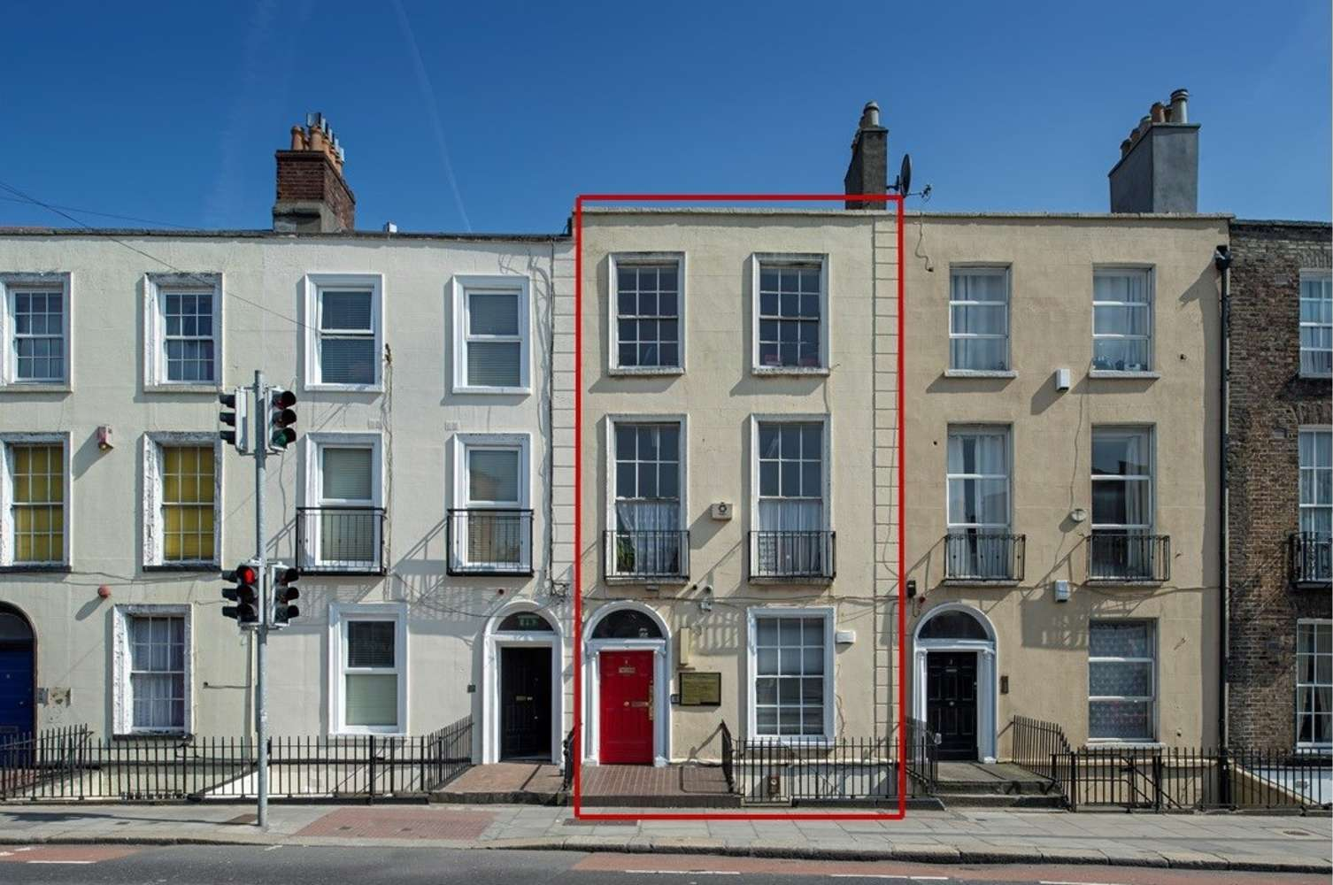 Investments Dublin 7, D07 R6DD - 4 Berkeley Street - 10763273