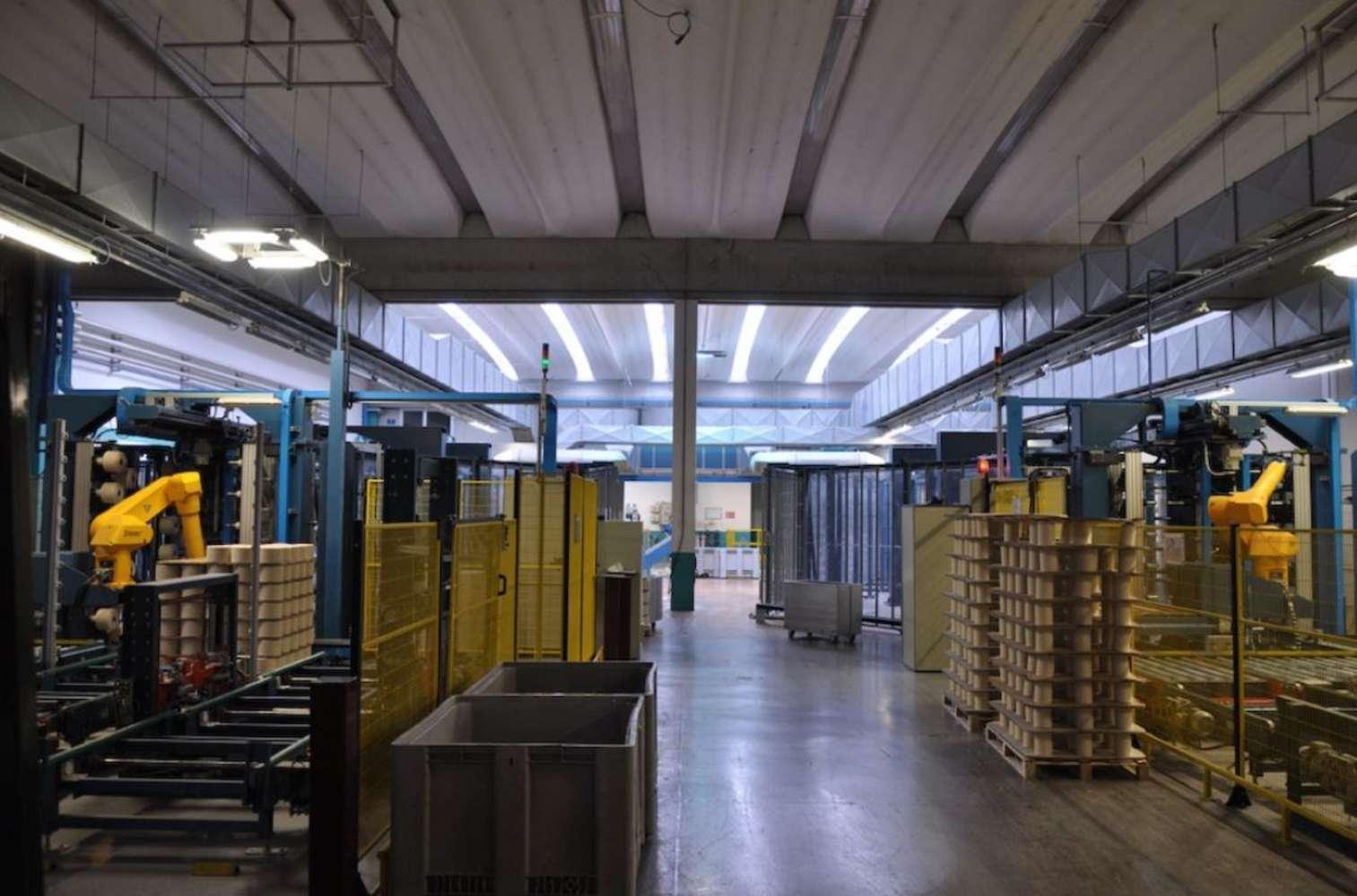 Magazzini industriali e logistici Inveruno, 20010 - Inveruno Via Rembrandt - 10810236