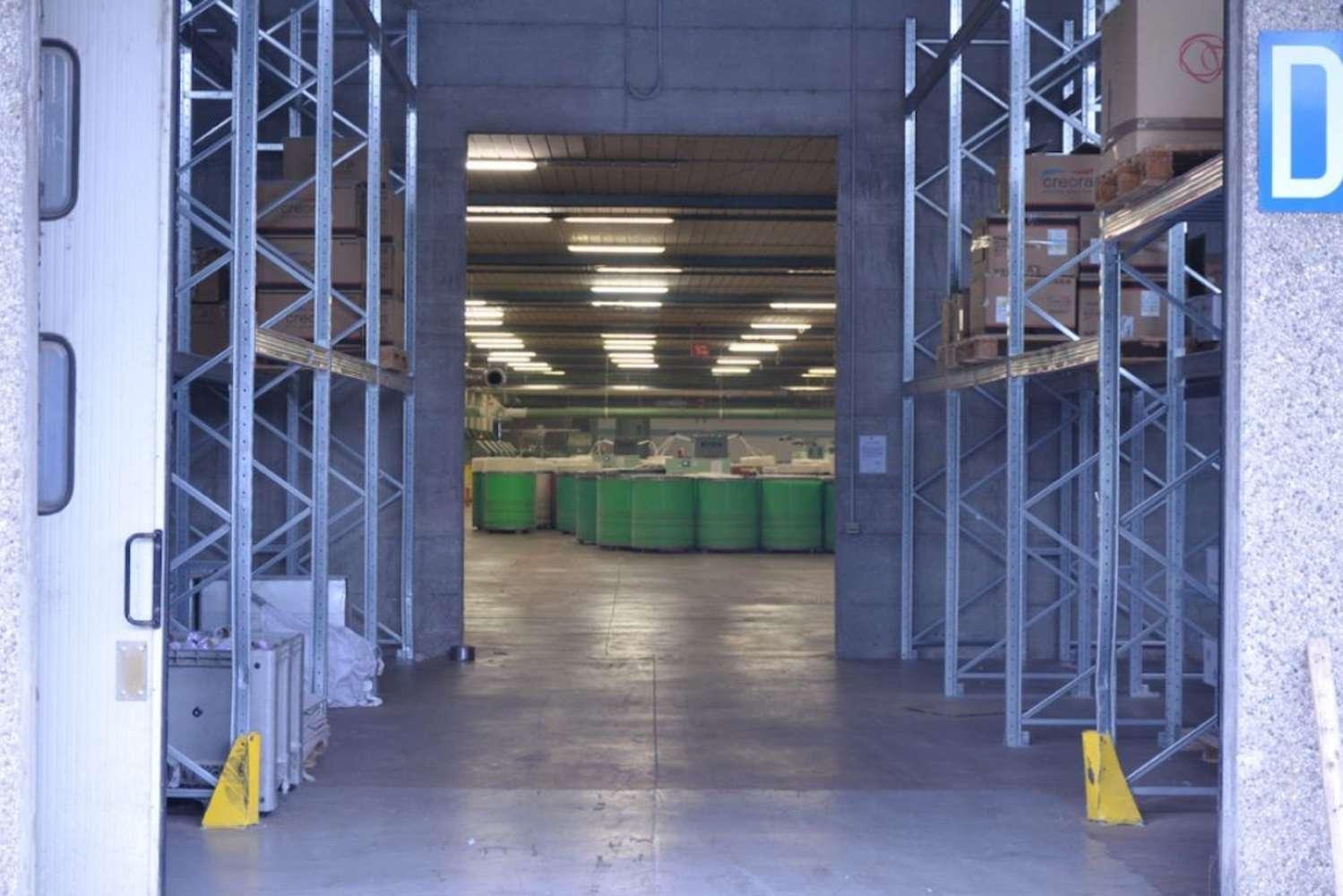 Magazzini industriali e logistici Inveruno, 20010 - Inveruno Via Rembrandt - 10810237