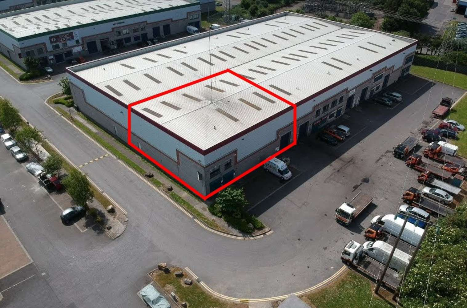 Industrial Dublin 11, D11 RY11 - Unit 12 Finglas Business Centre - 10853747