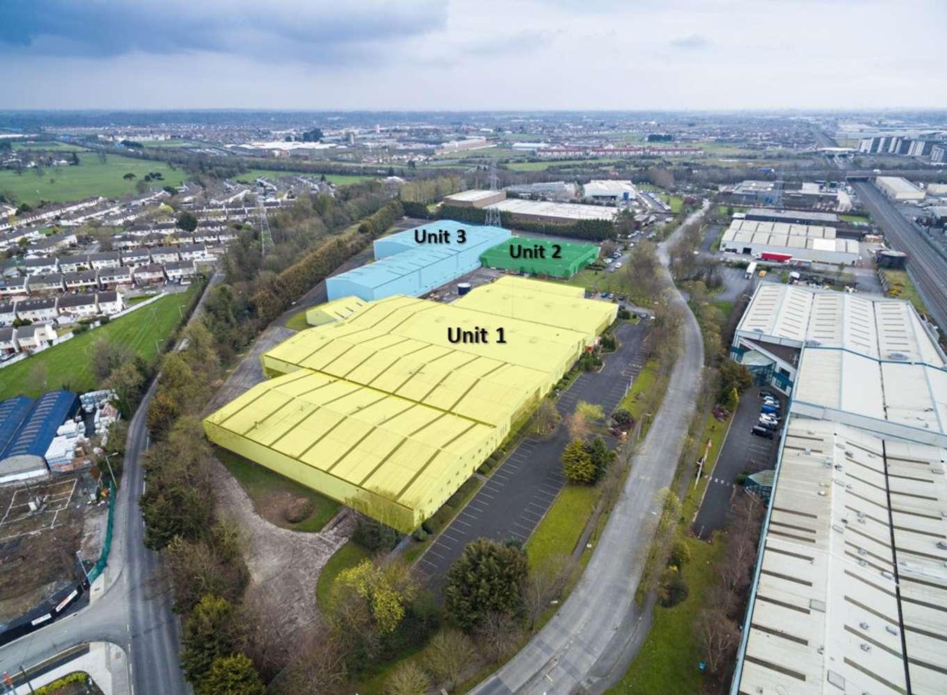 Industrial Dublin 22, D22 FE04 - Cloverhill Industrial Estate - 10854388