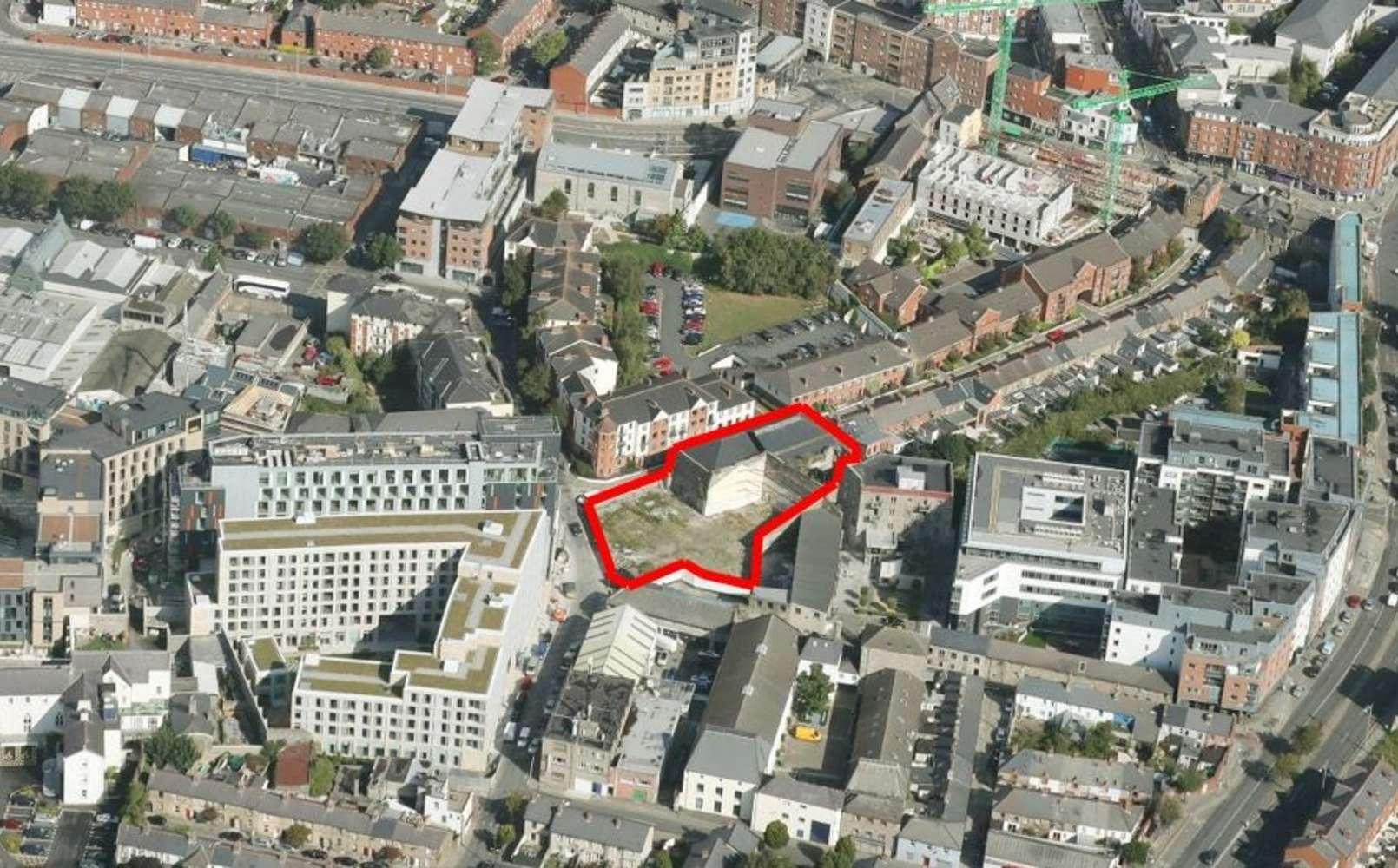 Development land Dublin 8,  - 55 Fumbally - 10854390