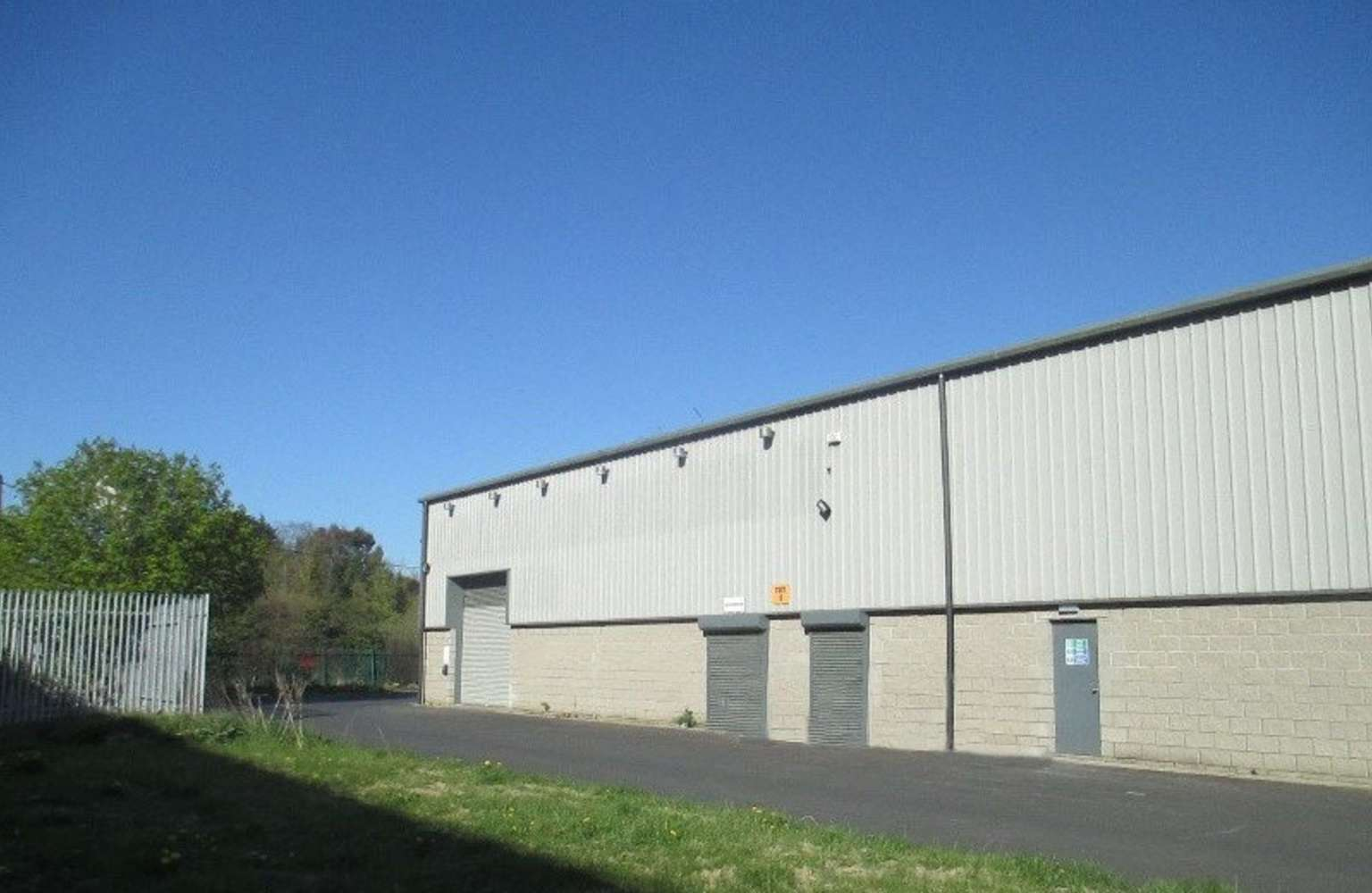 Industrial Co dublin, K36 A027 - Unit 4, Turvey Business Park - 10854410