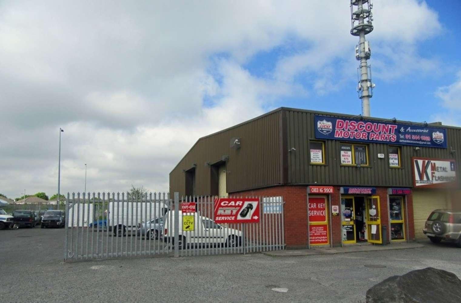Industrial Dublin 12, D24 HK79 - Unit 1A Ballymount Cross Industrial Estate - 10854411