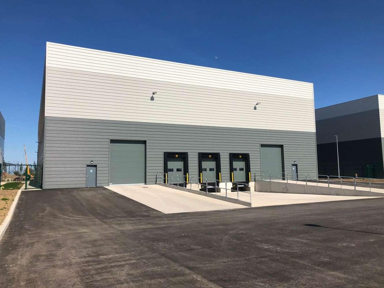 Industrial Co dublin, K67 P6V6 - Unit D6, Horizon Logistics Park - 10874865