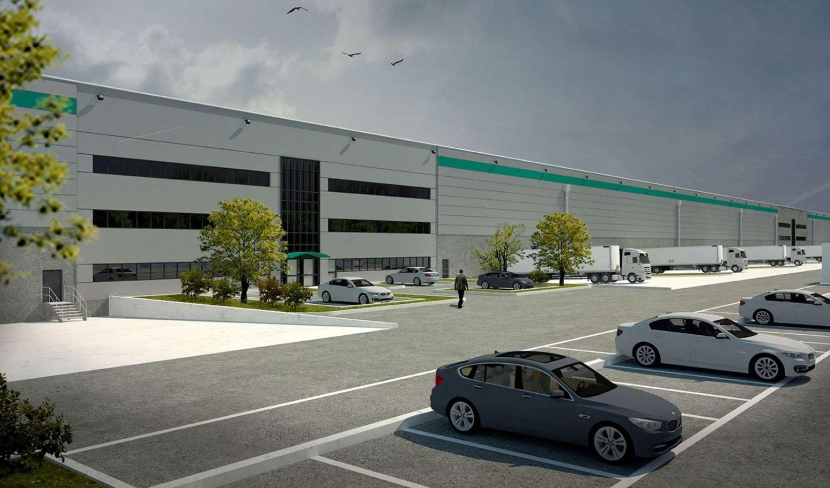 Magazzini industriali e logistici Casalpusterlengo, 26841 - Area logistica Lodi - 10878320