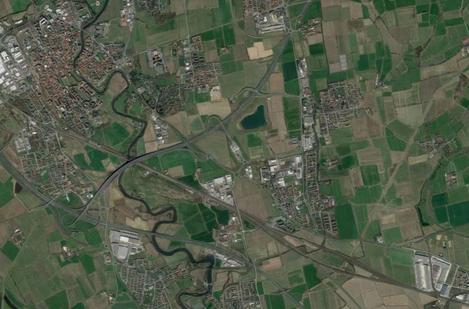 Magazzini industriali e logistici Sordio, 26858 - Area logistica Sordio - 10878326