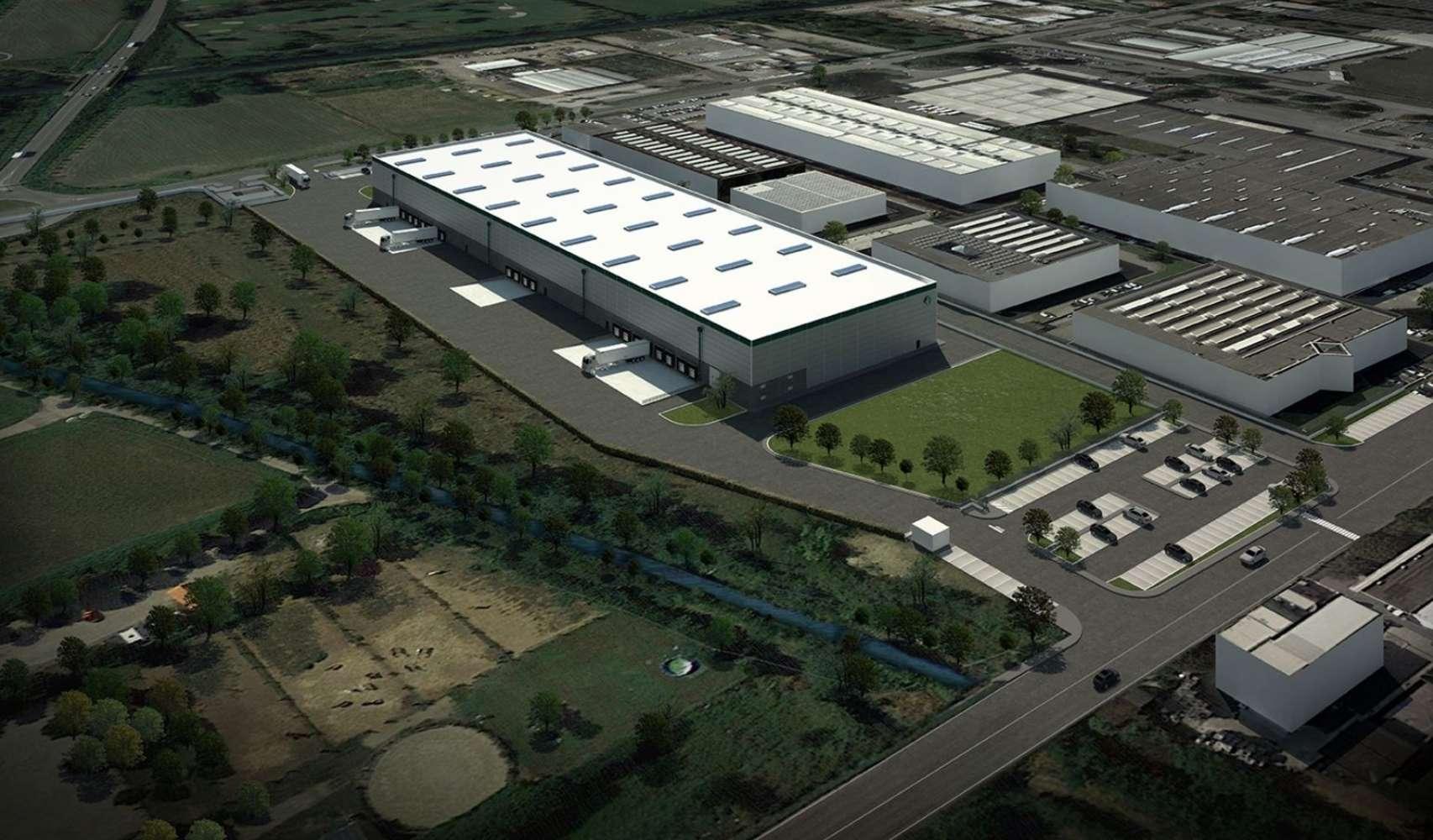 Magazzini industriali e logistici Lainate, 20020 - Area Logistica Lainate - 10878327