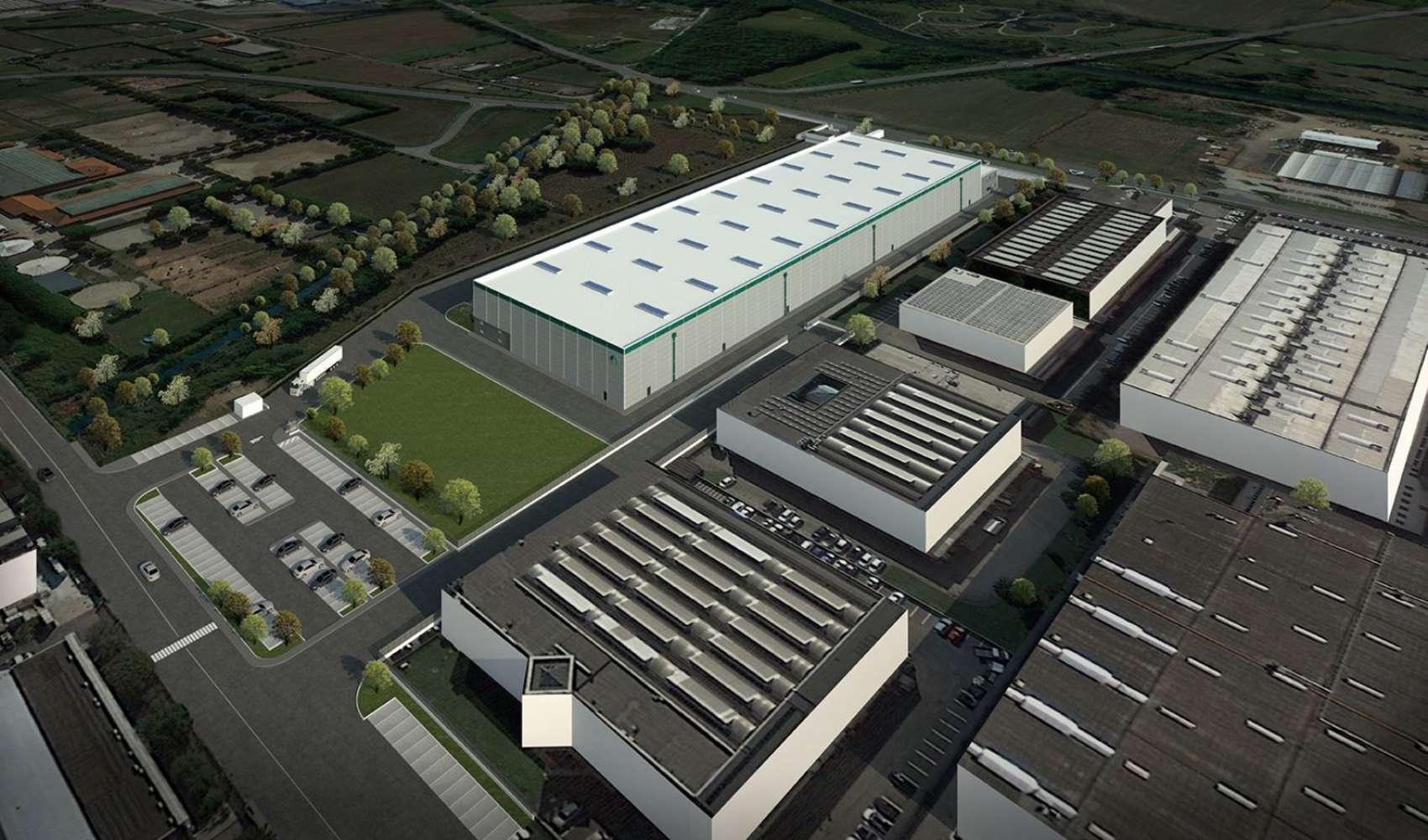 Magazzini industriali e logistici Lainate, 20020 - Area Logistica Lainate - 10878329