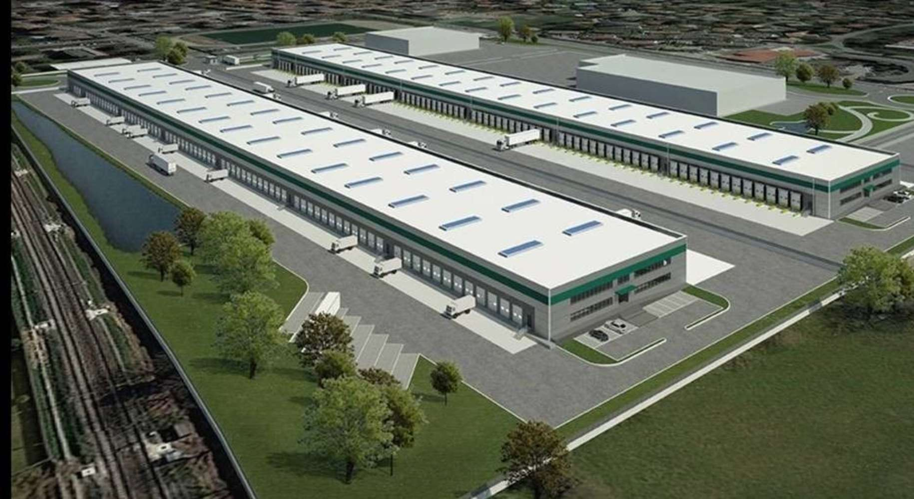 Magazzini industriali e logistici Cassina de pecchi, 20060 - Area Logistica Cassina de Pecchi - 10878331