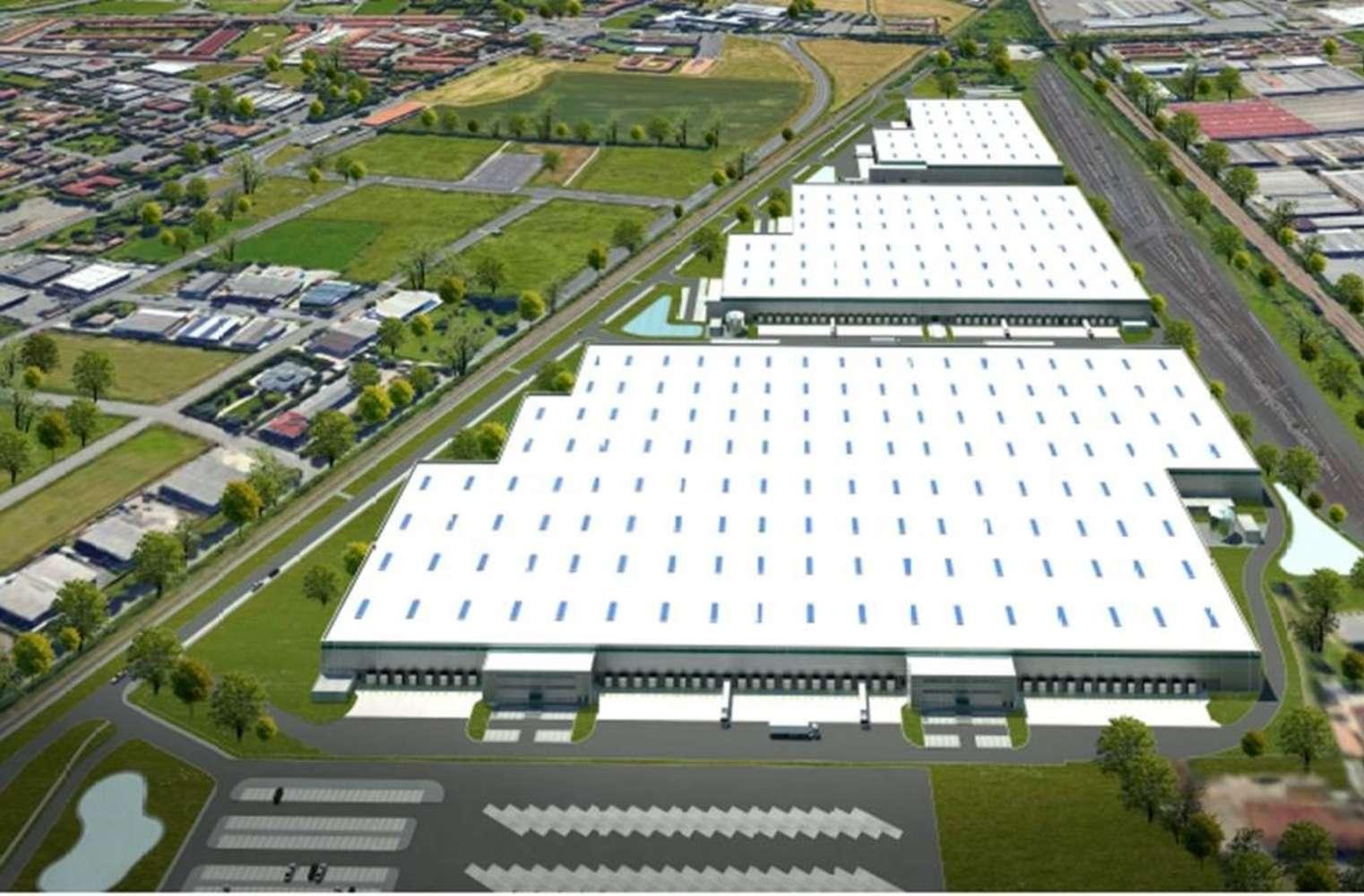 Magazzini industriali e logistici Piacenza, 29122 - Area logistica Piacenza - 10878332