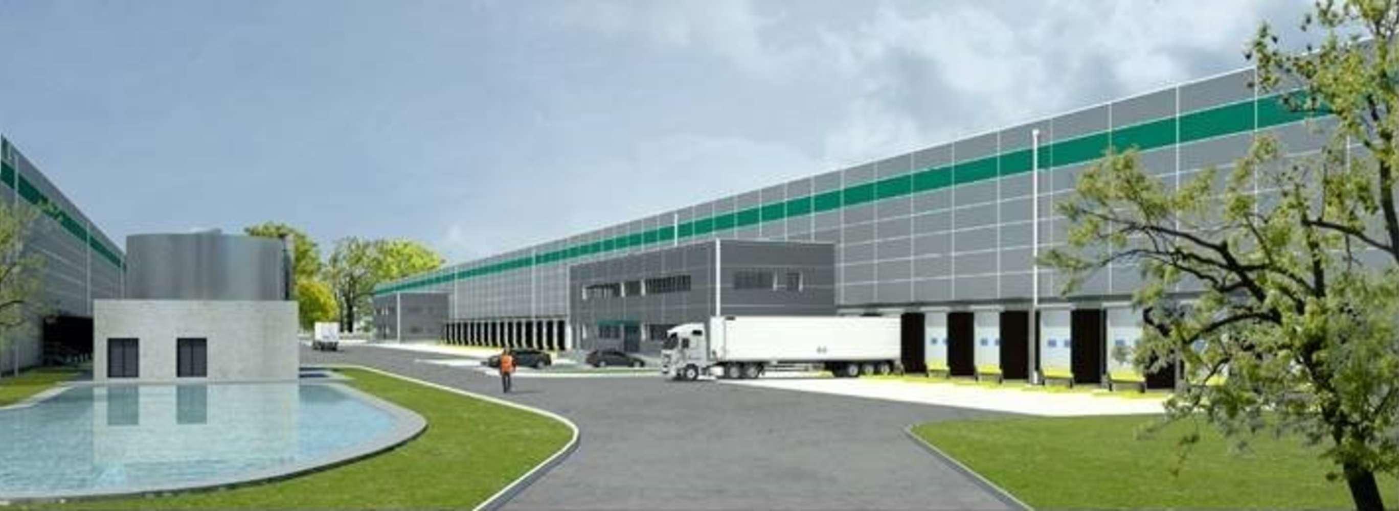 Magazzini industriali e logistici Piacenza, 29122 - Area logistica Piacenza - 10878333