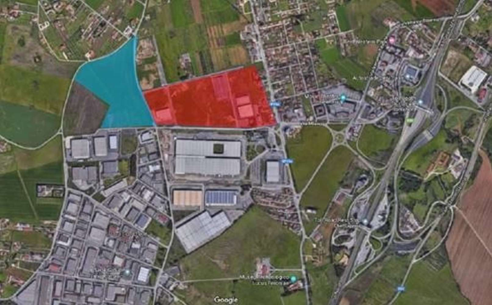 Magazzini industriali e logistici Fiano romano, 00065 - Fiano Romano Area di Sviluppo Industriale e Logistico - 10886111