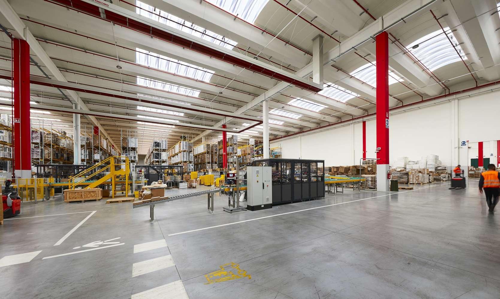 Magazzini industriali e logistici Truccazzano, 20060 - Magazzino logistico Truccazzano
