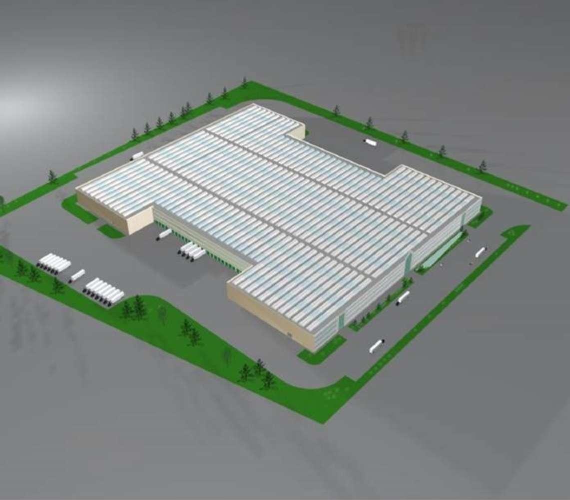 Magazzini industriali e logistici Peschiera borromeo, 20068 - Peschiera Liberazione - 10900874