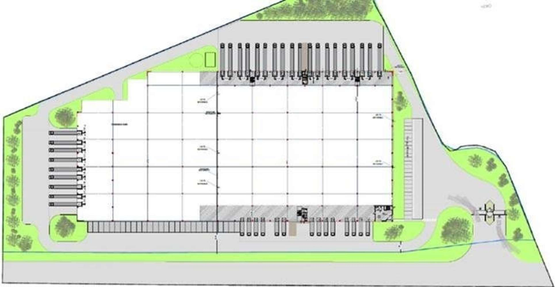 Magazzini industriali e logistici Settala, 20090 - New Settala Business Park - 10900878