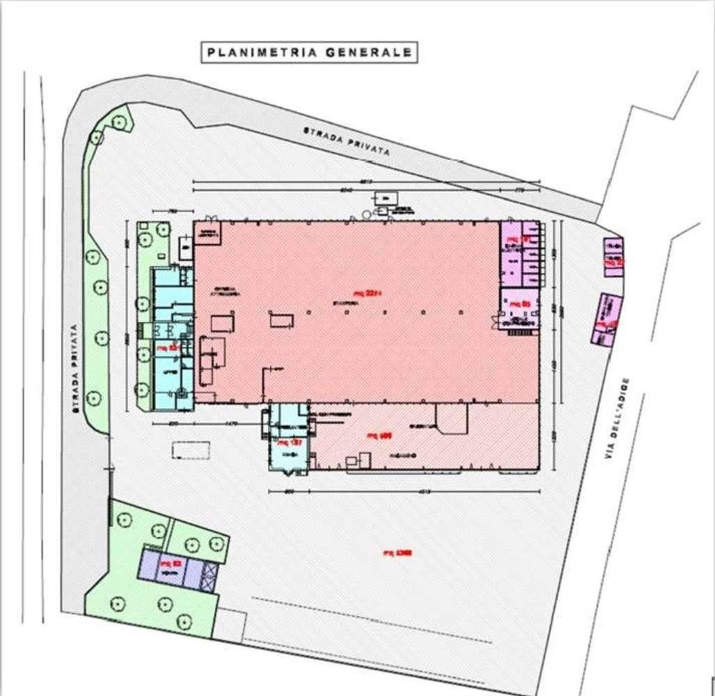 Magazzini industriali e logistici Cortaccia sulla strada del vino, 39040 - Cortaccia Bolzano