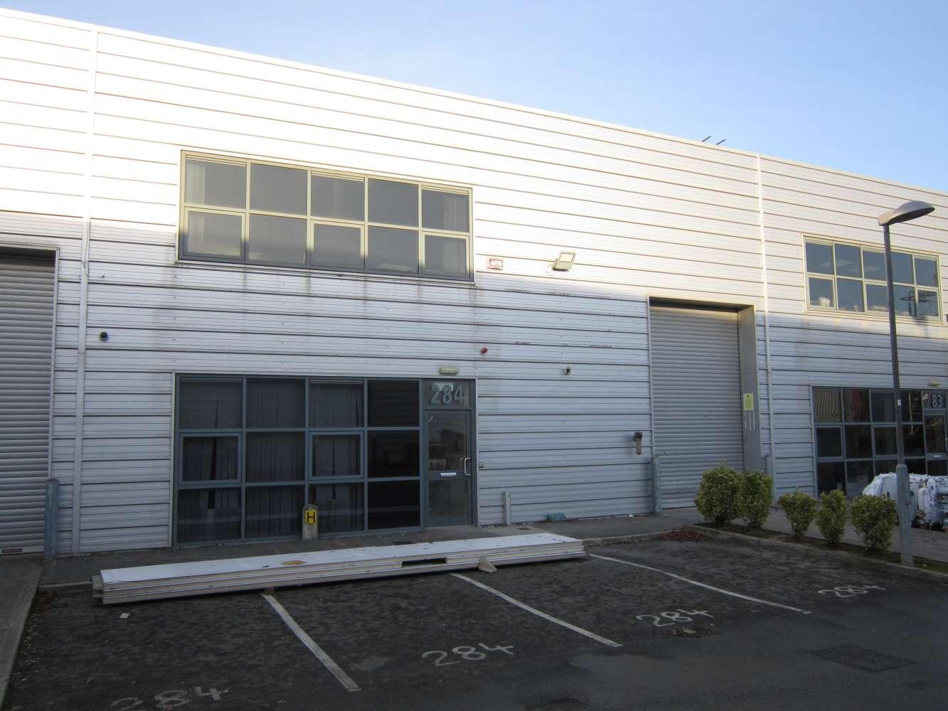 Industrial Dublin 15, D15 HX88 - Unit 284 Blanchardstown Corporate Park - 10903081
