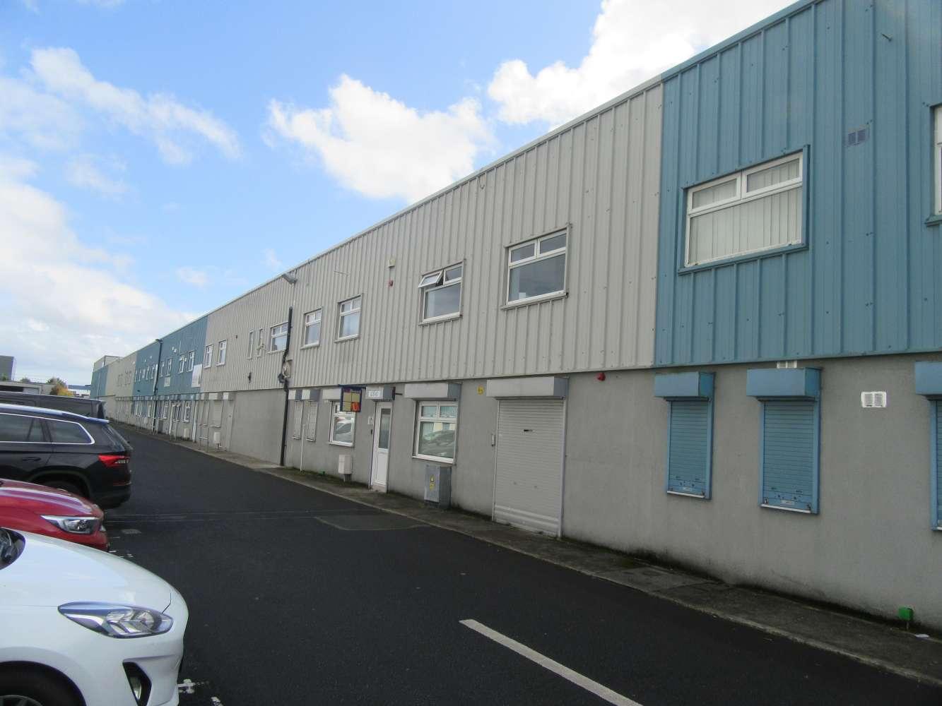 Industrial Co dublin, D24 AD71 - 4 Units Block L Greenogue Business Park - 10903151