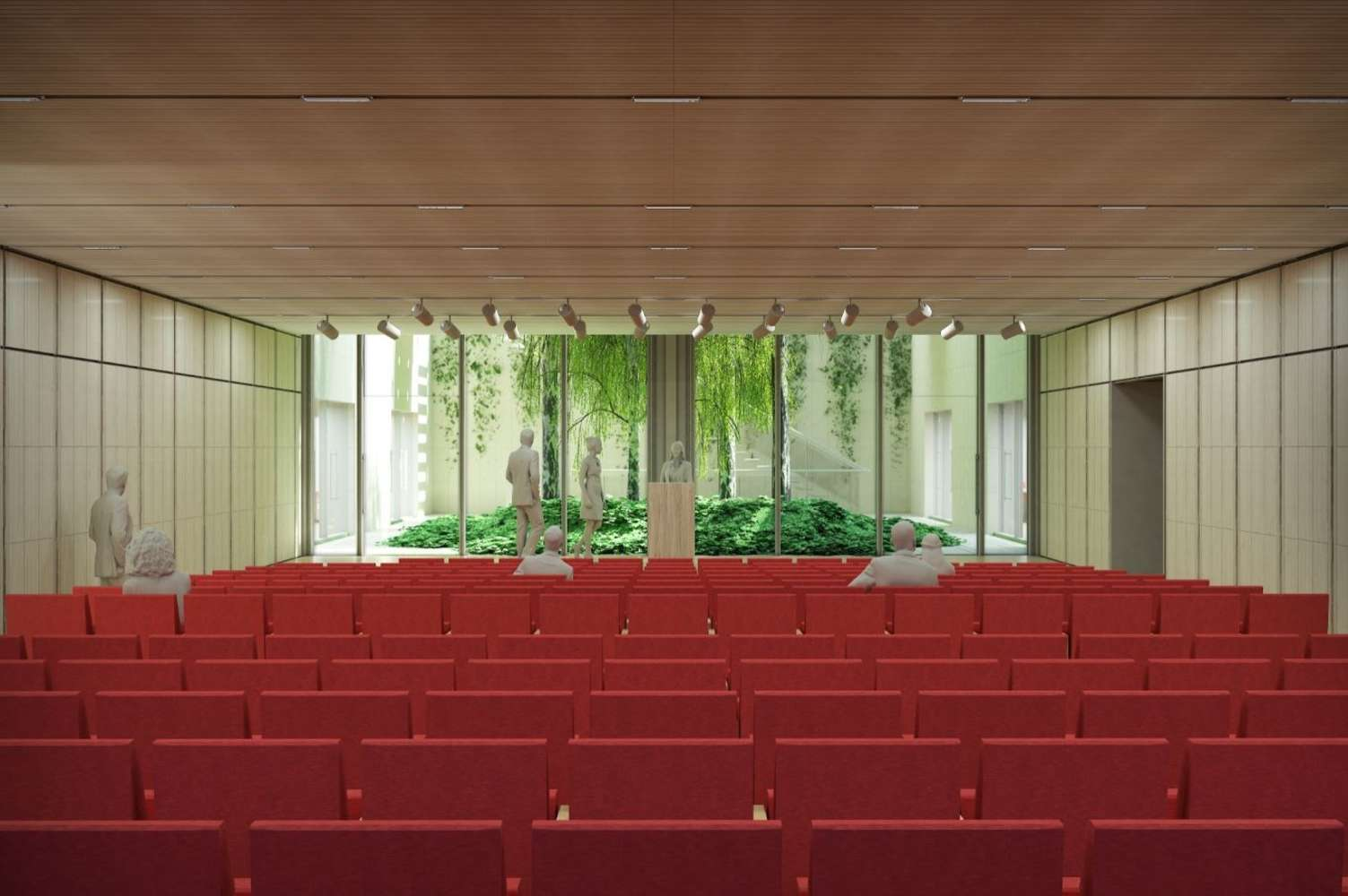 Ufficio Milano, 20124 - VP22 - The Hidden Woods - 10905709