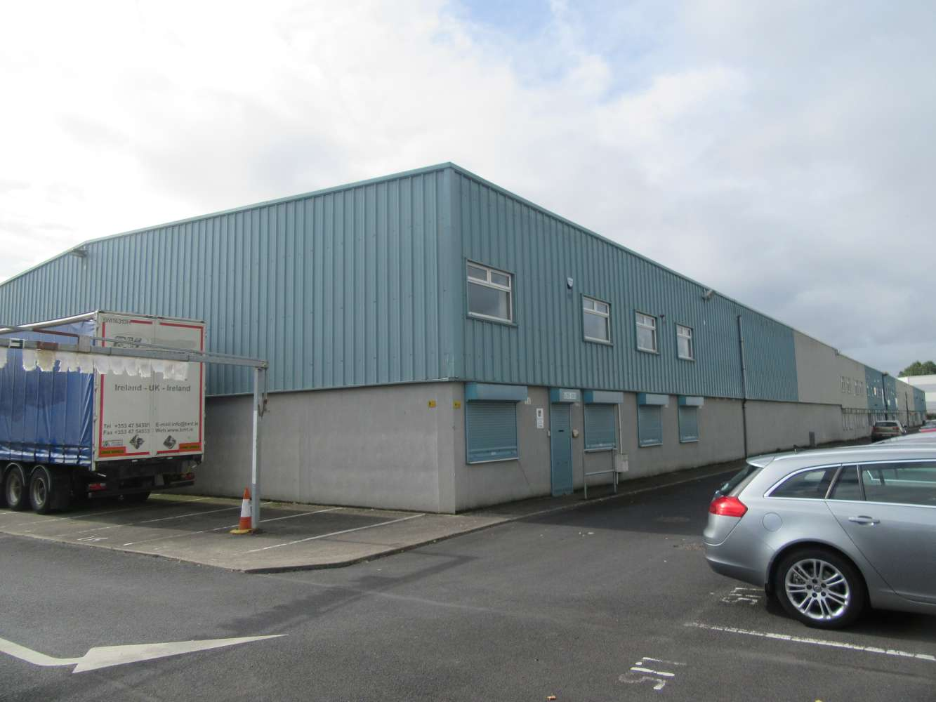 Industrial Co dublin, D24 AD71 - Units 15 - 20, Block L Greenogue Business Park