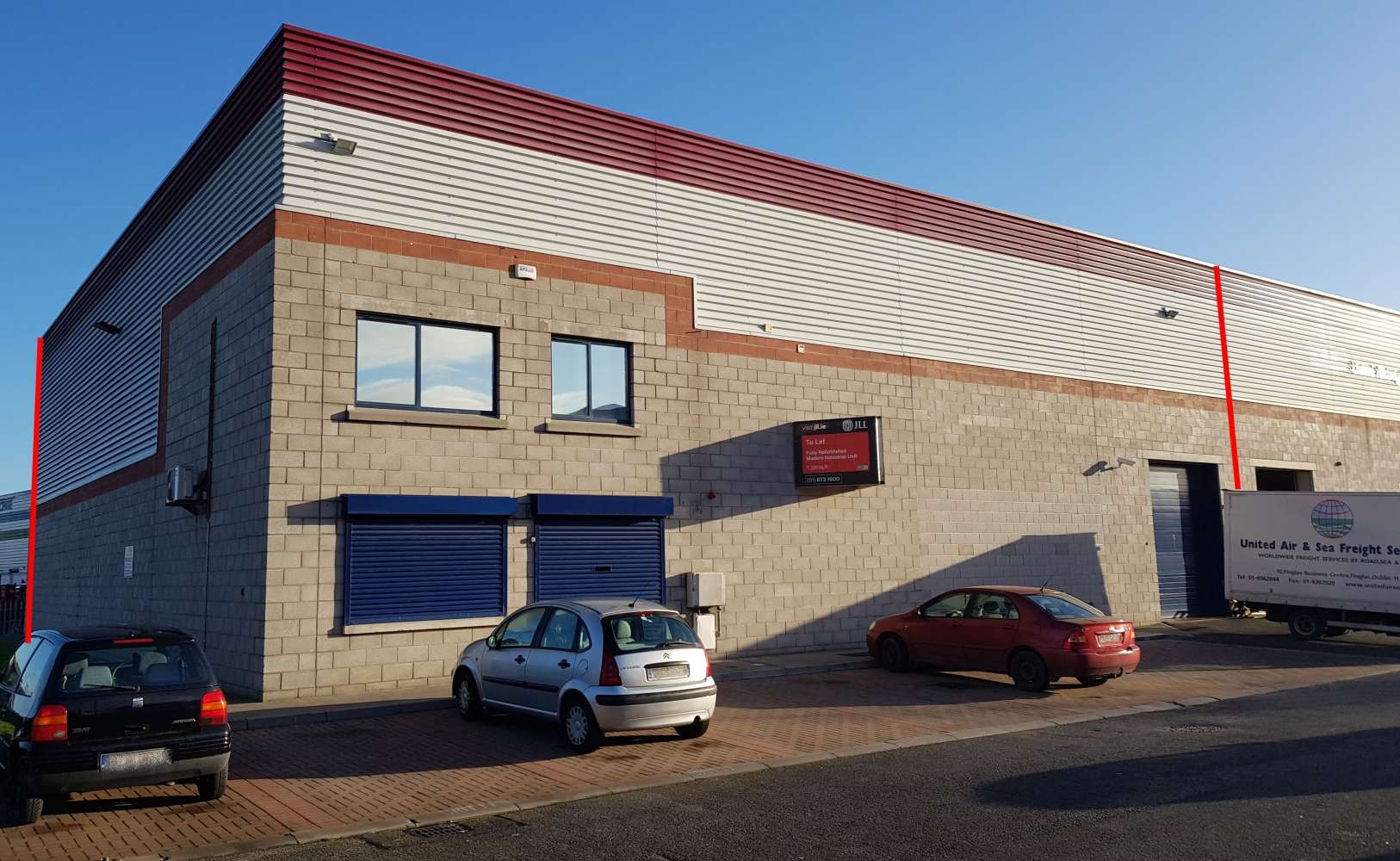 Industrial Dublin 11, D11 R592 - Unit 11 Finglas Business Centre - 10907037