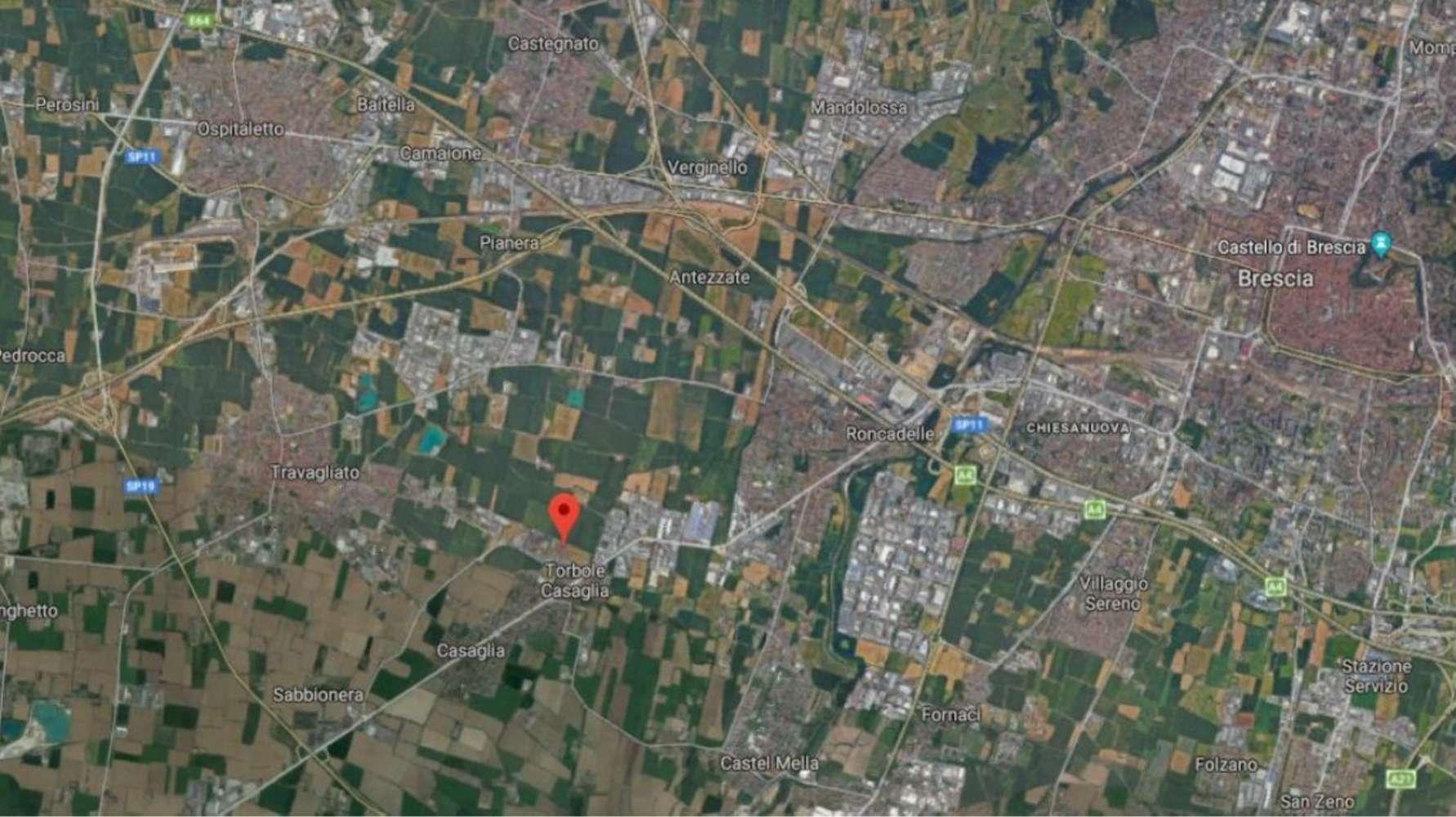 Magazzini industriali e logistici Torbole casaglia, 25030 - Area Logistica Torbole - 10908654