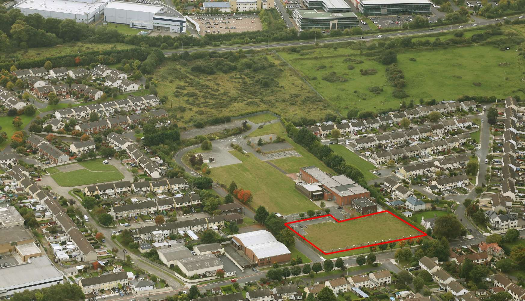 Development land Co wicklow,  - 1.15 Acre Commercial Development Site