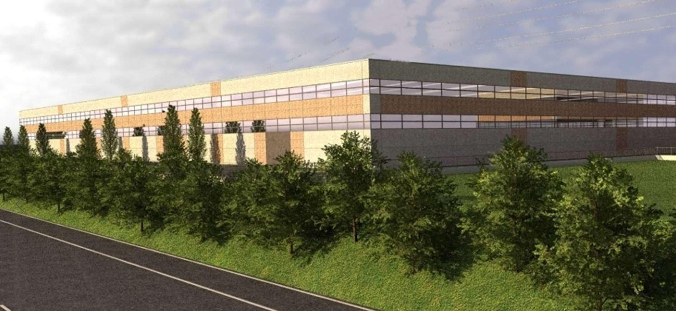 Magazzini industriali e logistici Spino d'adda, 26016 - Area logistica Spino d'Adda