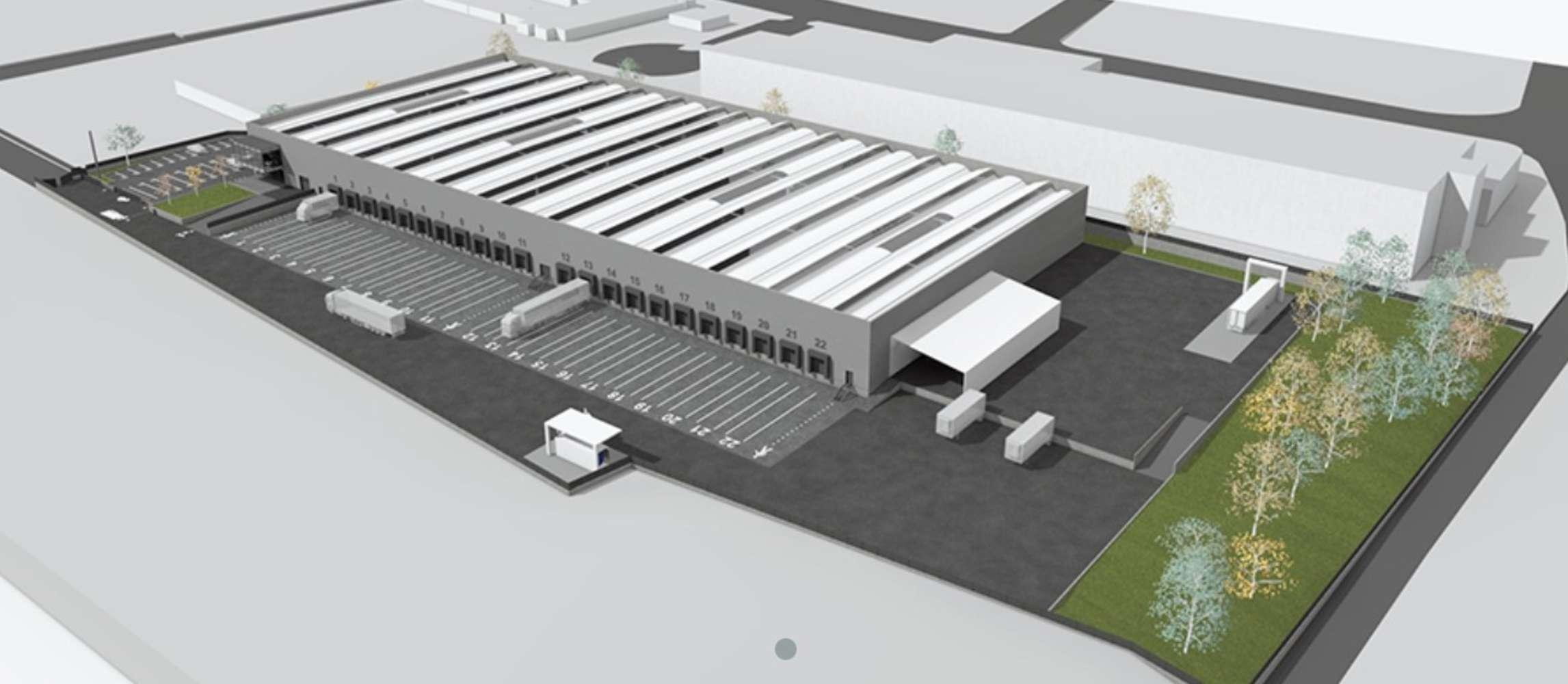 Magazzini industriali e logistici Cameri, 28062 - Magazzino logistico Cameri - 10921914