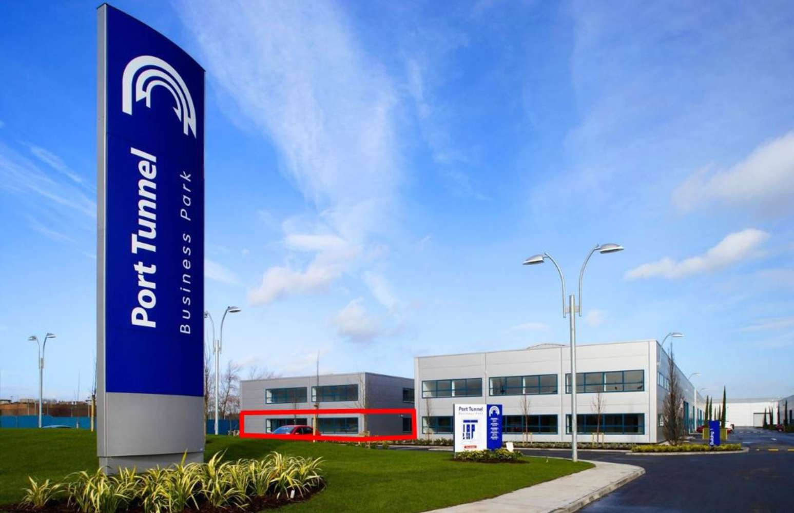 Office Dublin 17, D17 P497 - Unit 1 & 2 Block 5 Port Tunnel Business Park