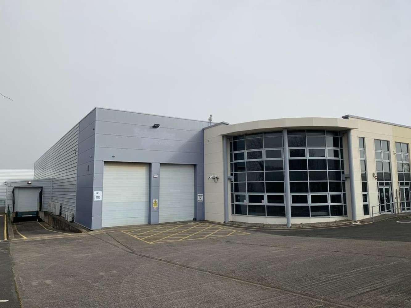 Industrial Co dublin, D24 VA49 - Unit F1 Greenogue Business Park - 10925542