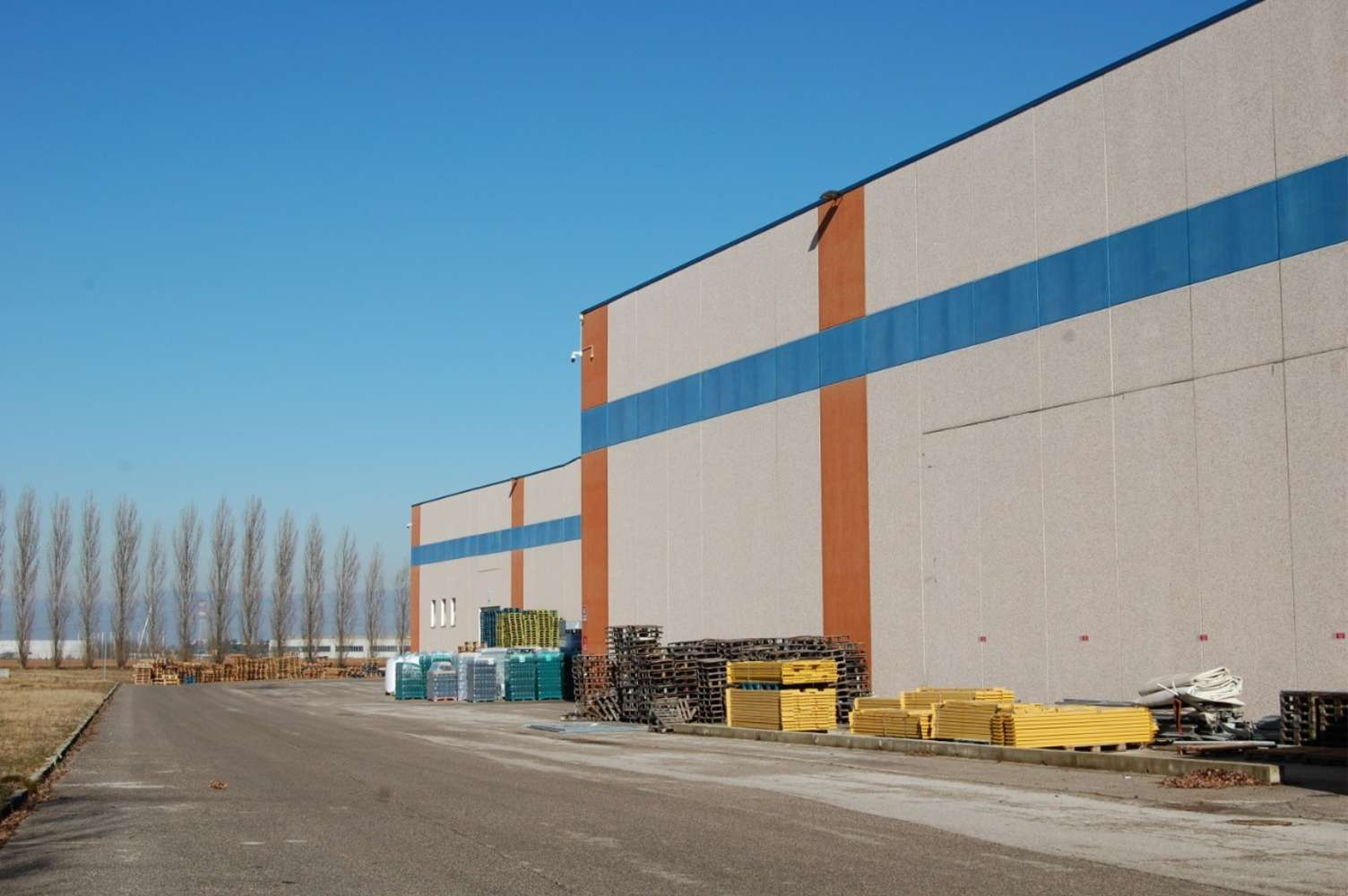 Magazzini industriali e logistici Oppeano, 37050 - Immobile logistico - Vallese di Oppeano