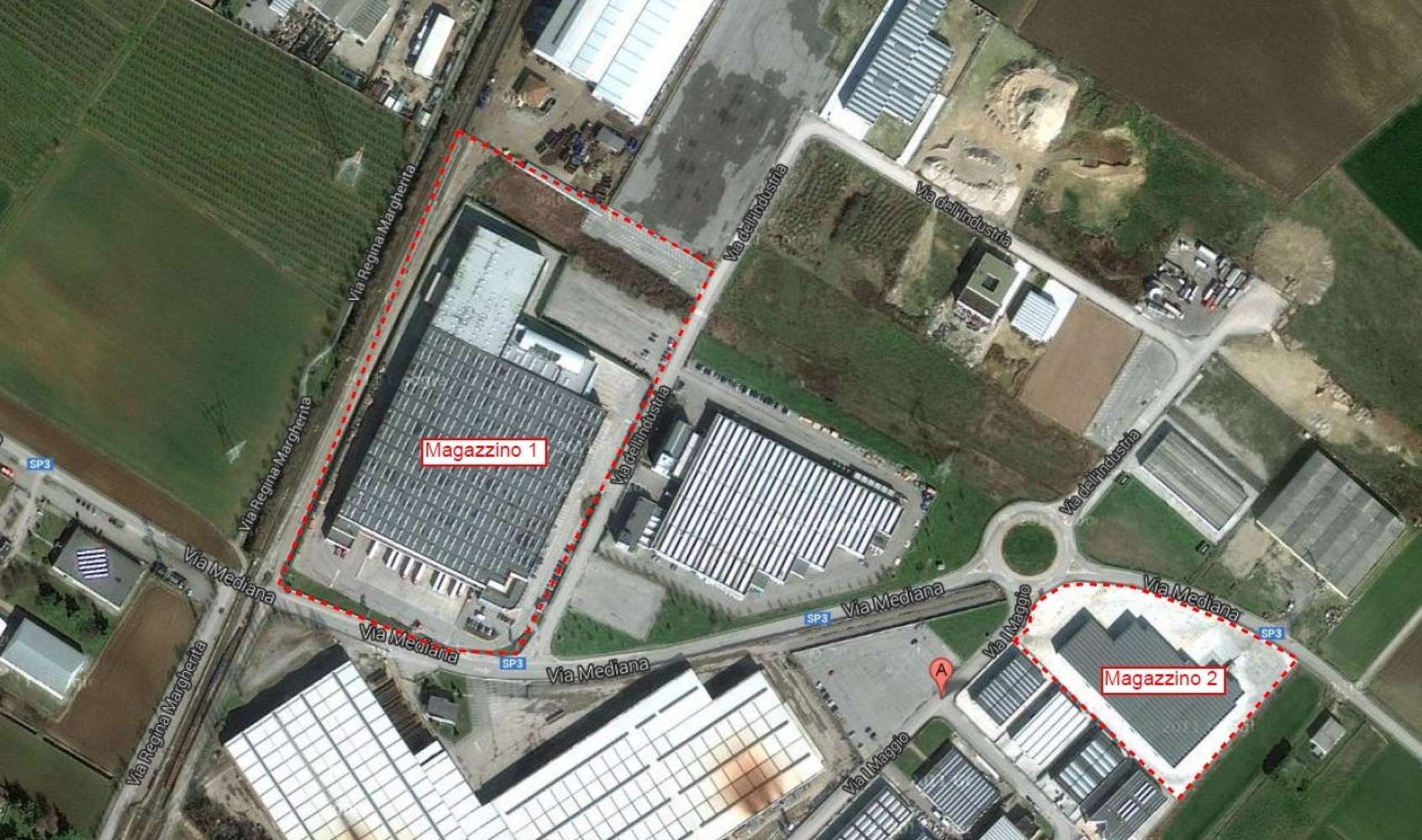 Magazzini industriali e logistici Mozzecane, 37060 - Mozzecane magazzini logistici - 10926880