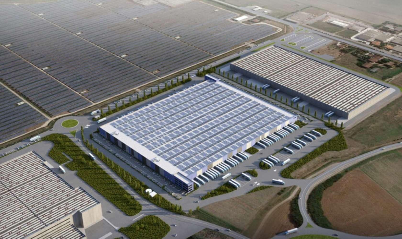Magazzini industriali e logistici San bellino, 45020 - San Bellino Sviluppo Logistico