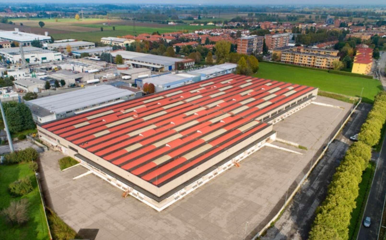 Magazzini industriali e logistici Settala, 20090 - Settala sviluppo logistico - 10926902