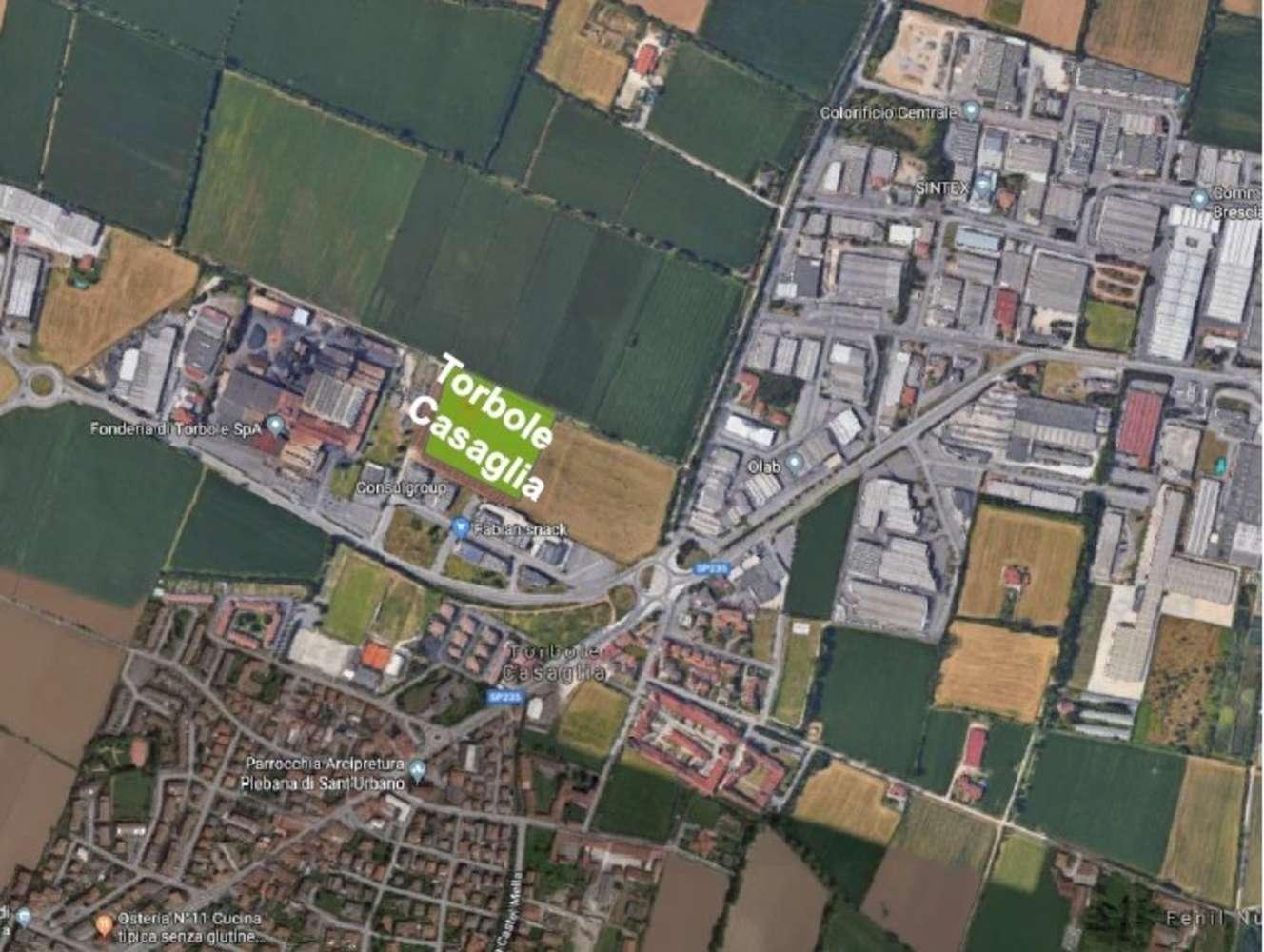 Magazzini industriali e logistici Torbole casaglia, 25030 - Area Logistica Torbole - 10908653