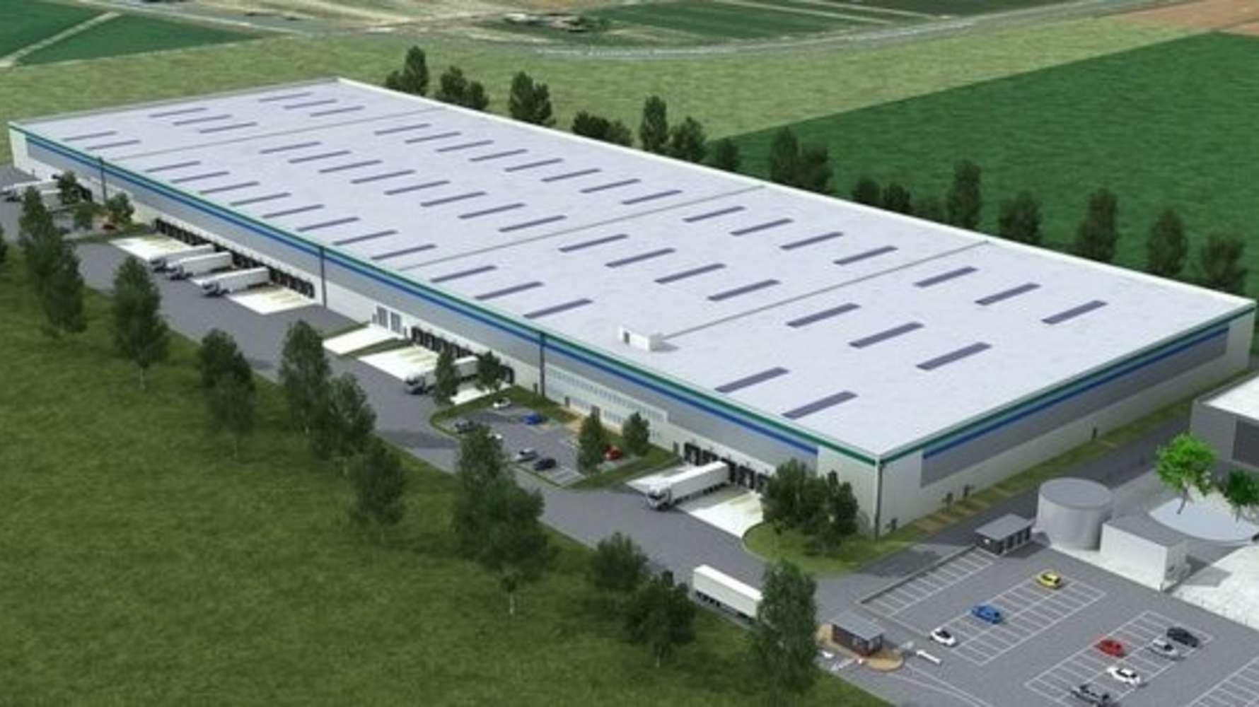 Magazzini industriali e logistici Torbole casaglia, 25030 - Area Logistica Torbole - 10927184