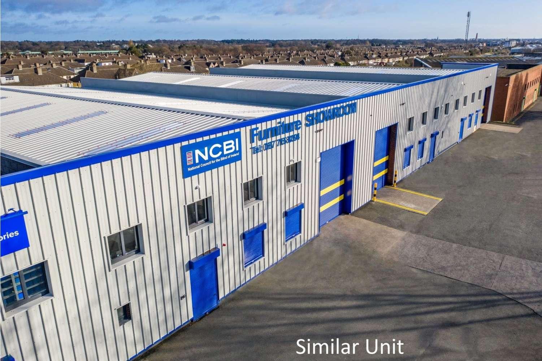 Industrial Dublin 10, D10 W63 - Unit 27 Westlink Industrial Estate - 10938159