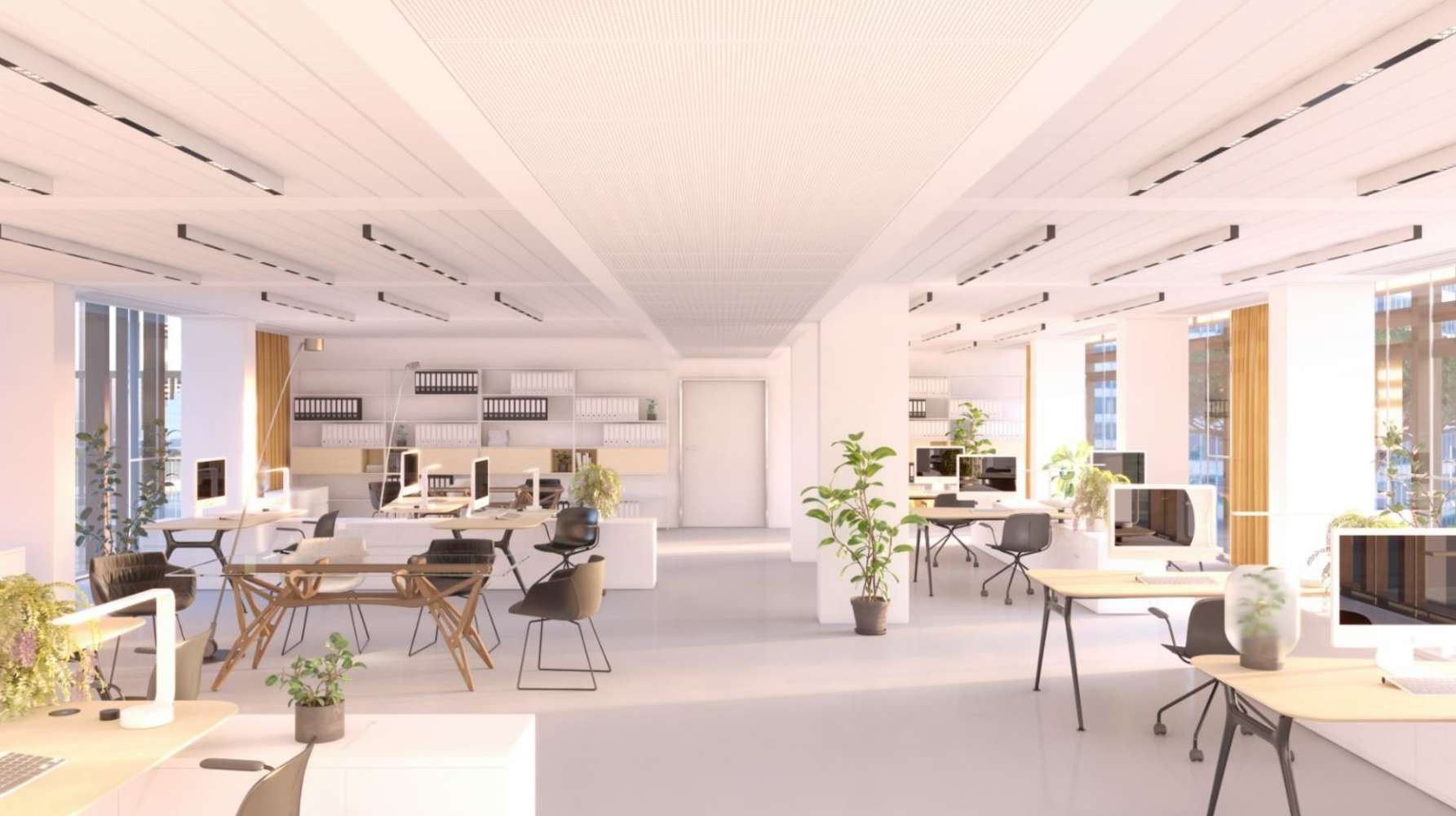 Ufficio Roma, 00148 - HORIZON – De Medici Business Space
