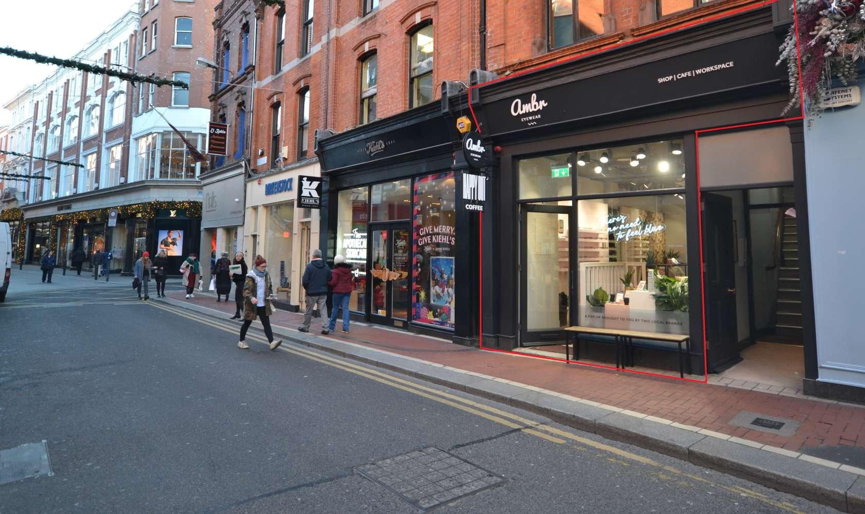 Retail Dublin 2, D02 F431 - 34 Wicklow Street