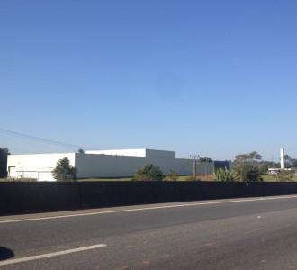 Imóvel industrial/logístico em Araquari