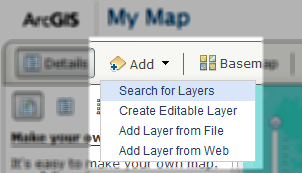 Add Layers